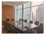 For Lease (Disewakan) Office Space Equity Tower SCBD Jakarta - Fully Furnished (Limited Unit)