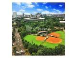 For Sale/Lease (Dijual/Disewa) Office Space Plaza Asia Sudirman - View Gelora Bung Karno, Senayan Jakarta