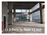Disewakan Office Sudirman Suites Jakarta Pusat - Brand NEW Unfurnished Lokasi Premium