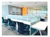 Disewakan office space furnished modern - AXA Tower Kuningan