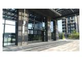Disewakan atau Dijual Office District 8 Tower Treasury dan Prosperity Bare Condition Ready To Fit Out