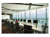 Sewa Kantor di Gedung AXA Tower, Lantai 45