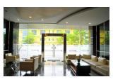 Sewakan kantor furnished/semi furnished/bared di world class design tower, parkir luas