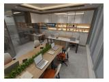 Disewakan Office Tower Gold Coast PIK di Jakarta Utara – Full Furnished