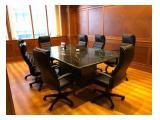 Ruang kantor di Menara Sudirman, 436m2, fullfurnished, siap pakai.