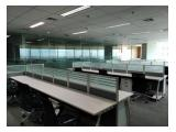 Sewa Ruang Kantor Murah / Office Space Fully Furnished di AXA Tower Kuningan
