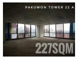 Pakuwon Tower 227sqm