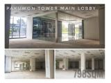 Retail Area for Banking or Showroom