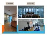 Disewakan Ruangan Kantor Mewah Gran Rubina Bussiness Park Rasuna Said - Fully Furnished