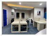 Aviso Coworking Space at Kuningan Jakarta Selatan