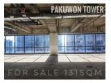 Pakuwon Tower Gedung Baru Grade A Kasablanka Jakarta Selatan