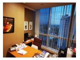 Disewakan Office 8 Senopati (Luas 107m2 - Furnished)