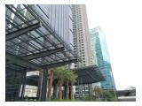 Sewa Office di Tokopedia Tower Jakarta Selatan - 209 m2 Bare Unit, High Floor