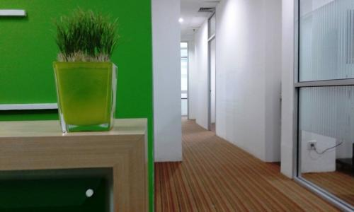 Sewa kantor palma one office space palma one for rent for Small meeting room jakarta selatan