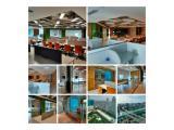 Jual / Sewa Office Space APL Tower @Central Park, Jakarta Barat - Semi Furnished & Full Furnished