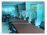 Disewakan Office Neo Soho Capital Podomoro City Jakarta Barat Fully Furnished