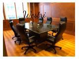 Disewakan Office di Menara Sudirman Jakarta Selatan – Luas 436m2 & 218m2, Siap Pakai Good Price