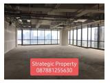 High-end office space for rent in Treasury & Prosperty tower in District 8