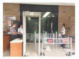 Disewakan Ruang Kantor Wisma BSG Jakarta Pusat - Bare Condition