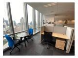 Disewa Cepat Over Sewa Ruang Office Gama Tower Harga Murah Size 923,8sqm Full Furnish Jakarta Selatan (CALL WESTRI)