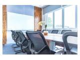 Disewakan Ruang Kantor Up To 20 Pax, Mulai 10Jt/Bulan - Lokasi Strategis Dekat Senayan Layanan Lengkap. Dapatkan Penawaran Terbaik WA 082211380067.