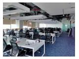 Sewa Kantor SOHO Capital @ Central Park Jakarta Barat - Size 1500 m2 Fully Furnished