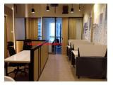 Sewa Kantor District 8, Treasury Jakarta Selatan – 284 Sqm Harga Rp 325.000/m2 per Bulan, Fully Furnished, READY TO MOVE
