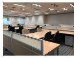 Sewa Kantor Equity Tower SCBD Jakarta Selatan - Luas 550 m2