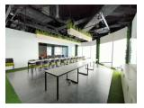 Sewa Murah Office Space 261,75 sqm APL Tower at Central Park Jakarta Barat – Furnished