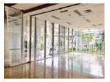 Sewa Office Space / Ruang Kantor di Graha Dinamika, Tanah Abang II - Semi & Fully Furnished