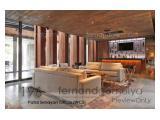 Sewa kantor di Patal Senayan, boutique office 3 lantai, LB. 2500m2, lokasi strategis, furnished.