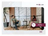 Sewa Kantor di Mensana Tower, Cibubur Mulai Dari IDR3.500.000/bulan