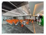 Disewakan Office Soho Capital Podomoro City Jakarta Barat 835m2 - Fully Furnished/Semi Furnished