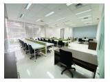 Disewakan Ruang Kantor / Office Space di Gedung Graha Dinamika, Petojo Selatan, Jl.Tanah Abang II, Jakarta Pusat