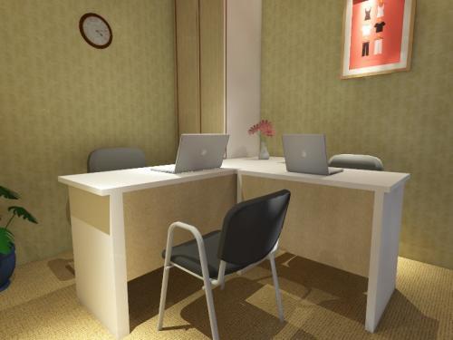 Sewa office space jakarta sewa kantor pasang iklan for Small meeting room jakarta selatan