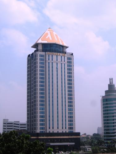Sewa Ruang Kantor Di Menara 165 Jakarta Selatan Lantai