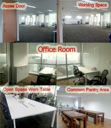 Sewa office space menara sentraya kantor menara sentraya for Small meeting room jakarta selatan