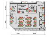VERY CHEAP: Sewa kantor Menara Standard Chartered Kuningan, full furnished