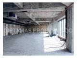 Disewakan Premium office space 880 m2