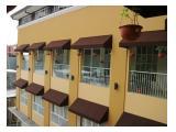 Konsep indoor dan outdoor building, cozy dan tetap bergengsi.