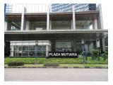 OFFICE SPACE FOR RENT IN SOUTH JAKARTA - PLAZA MUTIARA BUILDING, MEGA KUNINGAN